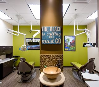 Comfortable Dental Chairs at Alluring Smiles in Mesa, AZ - Dr. Javier Portocarrero