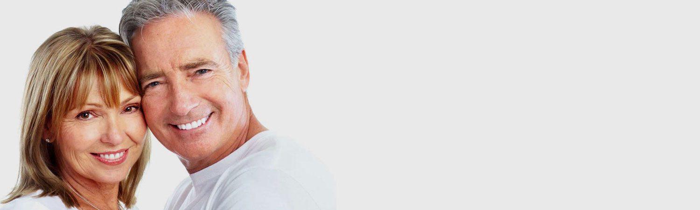 Sweet Elderly Couple | Dentures | Alluring Smiles in Mesa, AZ - Dr. Javier Portocarrero