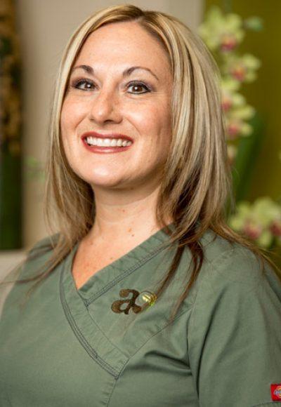 Registered Dental Hygienist - Gina | Alluring Smiles in Mesa, AZ - Dr. Javier Portocarrero