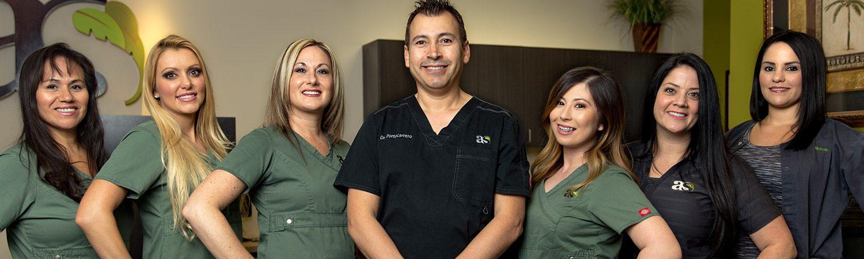 Dr. Portocarrero and the Dental Team | Alluring Smiles | Mesa, AZ Dentist