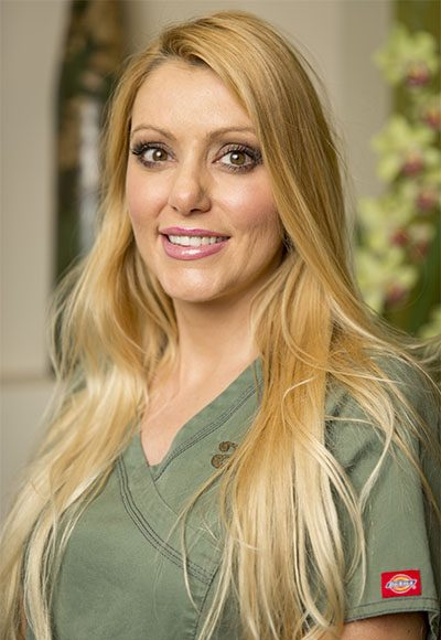 Office Support - Laura Eeds   Alluring Smiles - Mesa, AZ