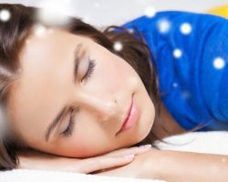 Peacefully Napping Young Woman | Sedation Dentistry | Alluring Smiles in Mesa, AZ - Dr. Javier Portocarrero
