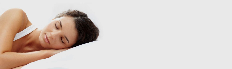 Young Woman Sleeping Peacefully | Sleep Apnea Treatment | Alluring Smiles in Mesa, AZ - Dr. Javier Portocarrero
