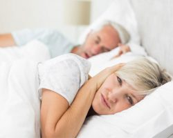Snoring Husband and an Annoyed Wife   Snoring and Sleep Apnea Solutions   Alluring Smiles in Mesa, AZ - Dr. Javier Portocarrero
